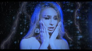 All I Do Is Cry - Kim Petras (Official Lyric Video)