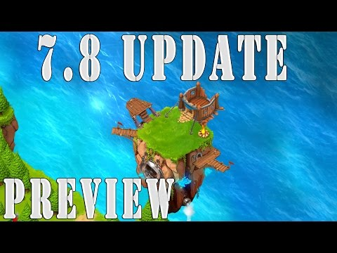 Cloud Raiders - 7.8 Update Exclusive Preview