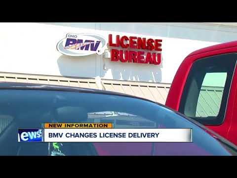 Ohio ends same-day driver's license issuing in favor of mail
