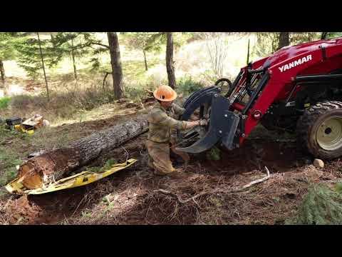 How To Build A Single Log Bridge 2
