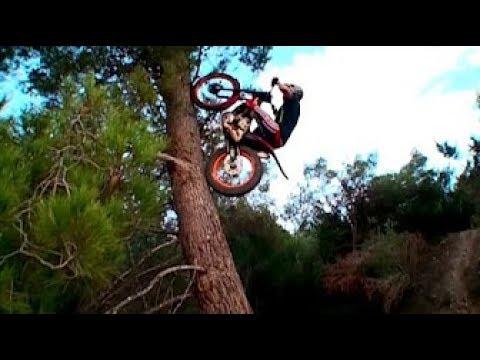 Best Trial Bike Stunts