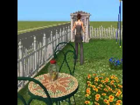 Sims 2 catching butterflies