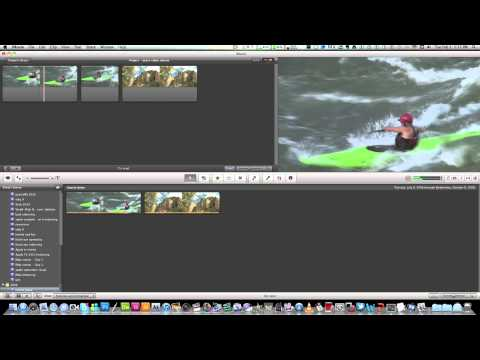 How To Edit Video On Mac Episode 1: iMovie 11 Basics
