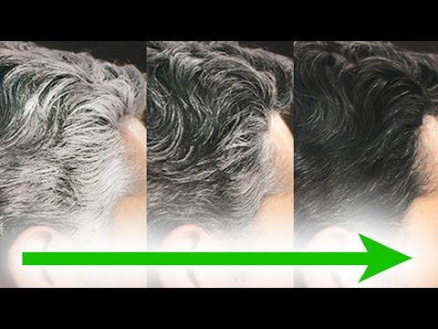 Should A Man Cover His Gray? | Tips On Covering Graying Hair...At ANY Age!