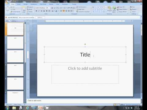 How to use Format Painter in PowerPoint to make formatting your Presentations easier