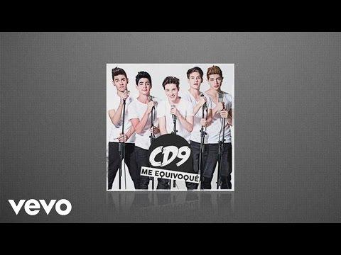 """Ouça """"Me equivoqué"""", nova música de trabalho da boy band mexicana CD9"""