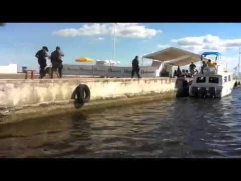 Chetumal Depart for San Pedro/2