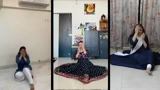 Vishwaroopam unnai kaanadhu naan/kamal haasan/[nrityakalakathak]