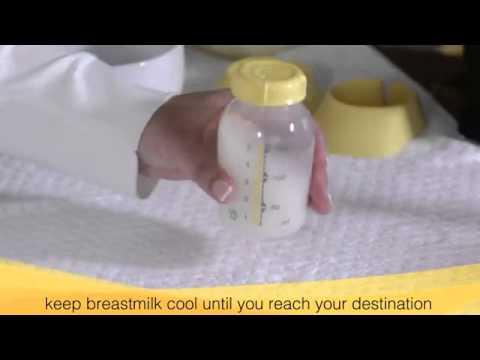 Breast Milk Storage and Handling Thawing Breast Milk by Medela