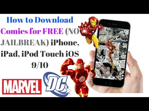 How to Download Comics for FREE (No Jailbreak) iPhone, iPad, iPod Touch iOS 11 & Below