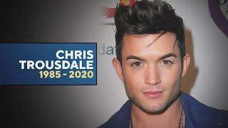 Dream Street Singer Chris Trousdale Dead at 34