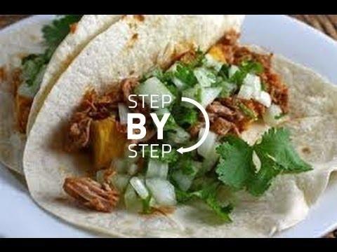 Pulled Pork Tacos, Pulled Pork Slow Cooker, Crock Pot Pulled Pork Tacos, Pulled Pork Tacos Recipe