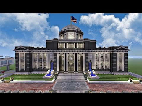Minecraft Xbox: City Hall