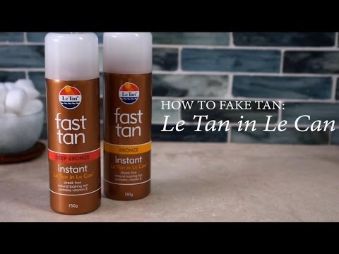 How to Guide - Le Tan in Le Can