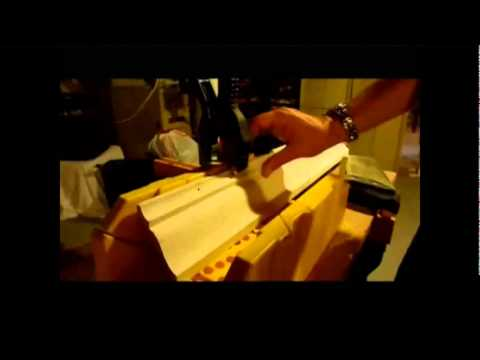 Cutting Crown Molding using a Miter Box