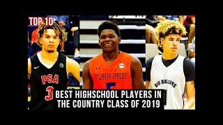 Top 10 High School Basketball Prospects In The Class of 2019