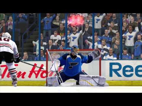 NHL 13 - Carey Price Stands on His Head (Week 10 Season Sim Highlights)