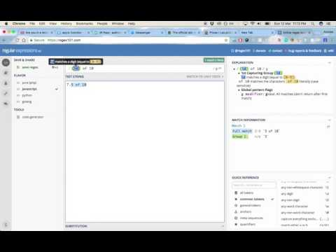 How to do a regex replace on a string in JavaScript