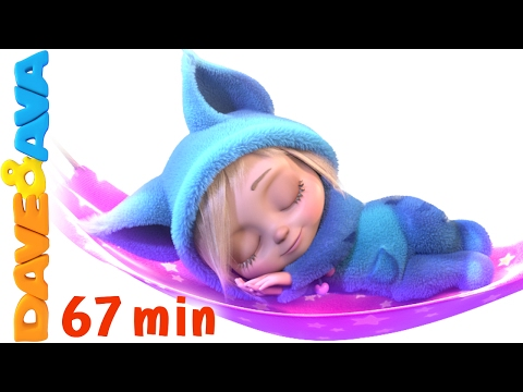 💤 English Rhymes   Rock a Bye Baby   YouTube Nursery Rhymes and Baby Songs from Dave and Ava 💤