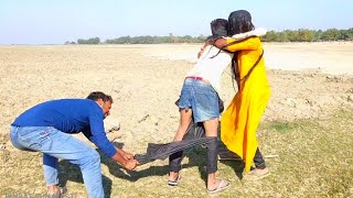TRY TO NOT LAUGH CHALLENGE New Funny Comedy Video 2020 Non-Stop Video   By Bindas Fun Masti...