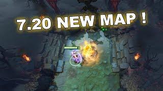 dota 2 7 20 new map Videos - 9tube tv