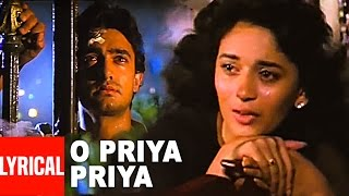 """O Priya Priya"" Full Lyrical Video 