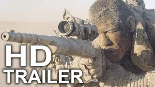 THE WALL Trailer (2017)