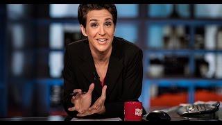 Rachel Maddow Lands a Scoop, Then Makes Viewers Wait