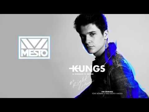 Kungs & Stargate ft. GOLDN - Be Right Here (Mesto Remix)
