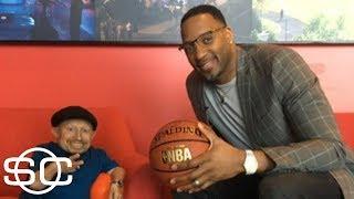 Verne Troyer is aiming for 2019 All-Star Celebrity Game MVP   SportsCenter   ESPN