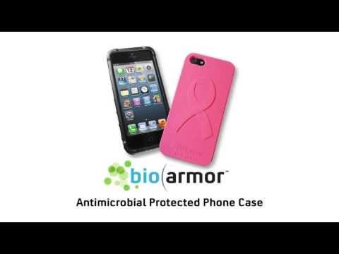 BioArmor Antimicrobial Phone Cases - Walmart Get On The Shelf Contest