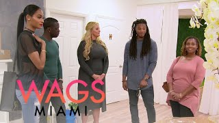 WAGS Miami | Ashley Nicole Finally Sees Blinged-Out Wedding Centerpieces | E!