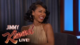 Download Jada Pinkett Smith Hates When Husband Will Asks People for Money Video
