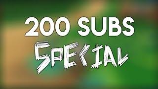 [mkwii Tas/taf] 200 Subs Special
