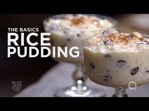 How to Make Rice Pudding - The Basics on QVC
