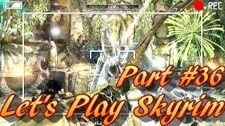 Redoran Plays - Skyrim 2017 - Part 36 - DAWNBREAKER! :)