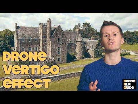 Dolly Zoom VERTIGO Effect With A DRONE || Tutorial By Drone Film Guide