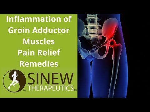 Inflammation of Groin Adductor Muscles Pain Relief Remedies