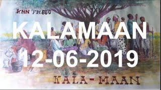 Download KALAMAAN 12 JUNE 2019 Video