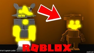 by gallant gaming roblox finding the secret halloween event badge in roblox fnaf captain lolbits arcade