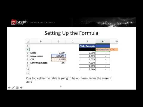 Discover More Accurate Projections With Excel Data Tables