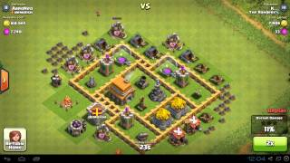 Town Hall 5 Base Layout Videos 9videostv