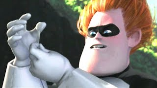 The Incredibles (2004) - All Boss Fights