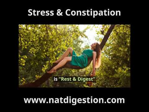 Can Stress Cause Constipation?