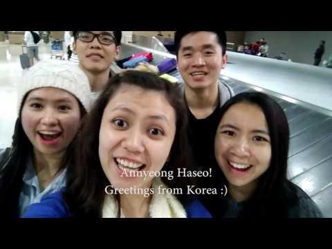 Walking Man Adventure, Travel Vlog South Korea #1: Myeongdong, Dongdaemun