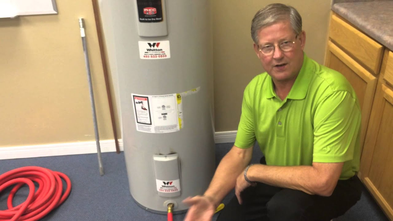 How to extend the life of your Water Heater