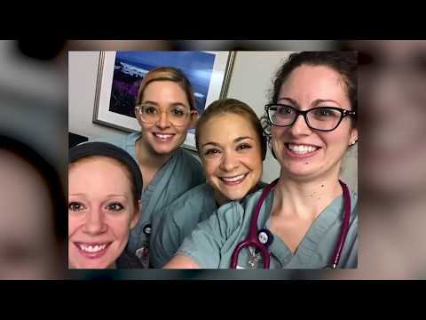 UTC Nurses Working in Hurricane Harvey