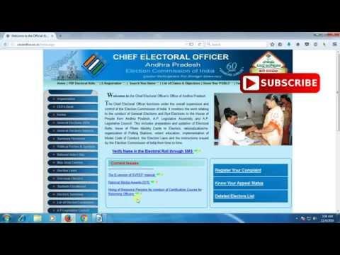 MLC Election Voter Registration in AP   MLC Graduates Constituency   Apply MLC Form 18