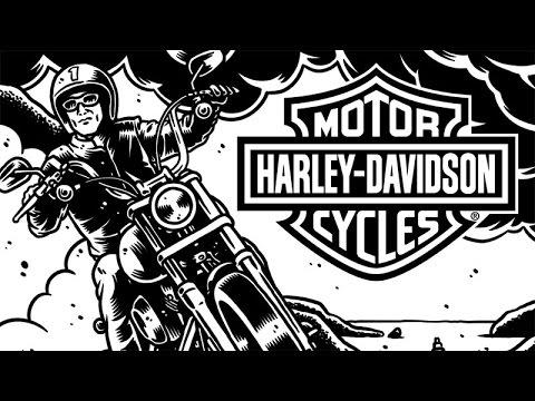 Harley-Davidson at Barcelona Motoh! Show