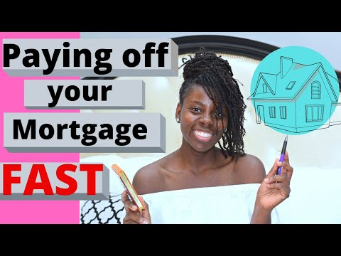 How to Pay off your Mortgage FAST! My New Journey!
